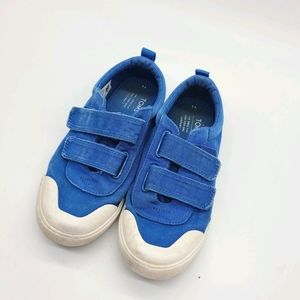 Toms Boys Velcro Adjustable Snickers
